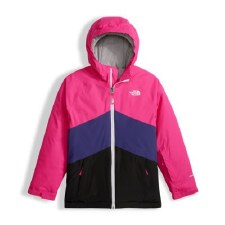 2018 The North Face Girls Brianna Jacket Petticoat Pink Medium