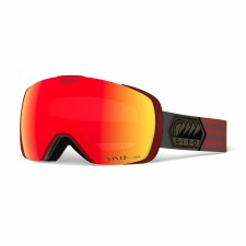 2019 Giro Contact Dark Red Sierra with Vivid Ember Lens