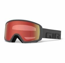 2020 Giro Scan Grey Woodmark wtih Amber Scarlett Lens