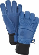2019 Hestra Leather Fall Linen Glove Royal 9