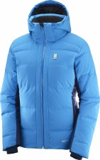 2019 Salomon Womens Whitebreeze Down Hawaiian Medieval Large