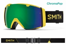 2019 Smith IO Citron Glow with ChromaPop Sun Green Mirror Lens