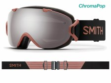 2019 Smith IOS Champagne with ChromaPop Sun Platinum Mirror Lens