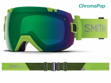 2019 Smith IOX Flash with ChromaPop Everyday Green Mirror Lens