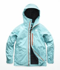 2019 The North Face Womens Sickline Jacket Transantarctic Blue XS