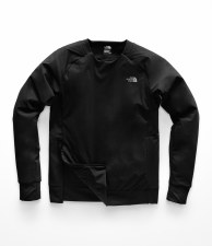 2019 The North Face Womens Ventrix Crew TNF Black Large