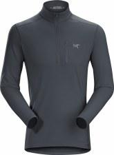 2020 Arcteryx Men's RHO LT Zip Neck Orion Medium
