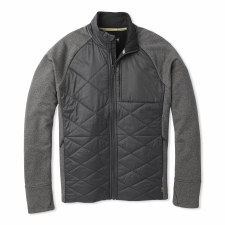 2021 Smartwool Men's Smartloft 120 Jacket Black Medium