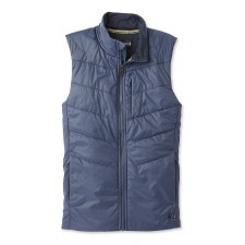 2021 Smartwool Men's SmartloftX 60 Vest Deep Navy Medium