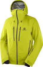 2020 Salomon Mens IceStar Jacket Citronelle Medium