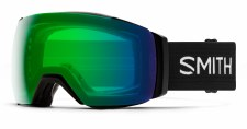 2020 Smith IO Mag XL Black with ChromaPop Everyday Green Lens