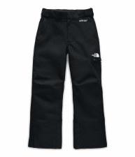 2020 TNF Boy's Fresh Tracks Pant TNF Black Large