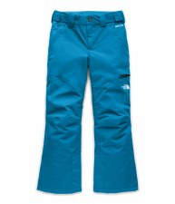 2020 TNF Girl's Fresh Tracks Pant TNF Acoustic Blue Small