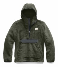2020 TNF Men's Campshire Hoody New Taupe Green/Asphalt Grey Medium