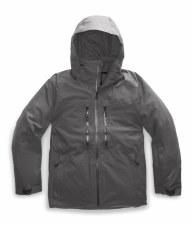 2020 TNF Men's Chakal Jacket TNF Dark Grey Heather Medium
