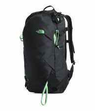 2020 TNF Snowmad Backpack Chlorophyl Green/Weathered Black 34 Liter