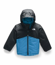 2020 TNF Toddler Snowquest Insulated Jacket Acoustic Blue 5T