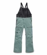 2020 TNF Women's A-Cad Bib Trellis Green/Weathered Black Small
