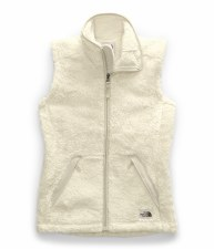 2020 TNF Women's Campshire Vest 2.0 Vintage White/Dove Grey XS