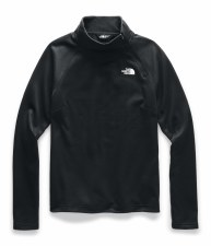 2020 TNF Women's Canyonland 1/4 Zip Dark TNF Black Large