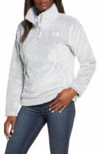 2020 TNF Women's Furry Fleece PO Tin Grey Small