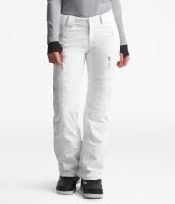 2020 TNF Women's Lenado Pant TNF White Regular Small