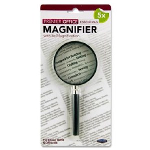 5x75mm Magnifying Glass