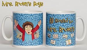 All Around To Mrs. Brown Mug