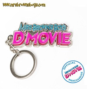D'MOVIE Key Chain