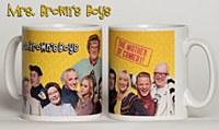 Yellow Cast Mug