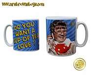 "Mrs Brown ""Cup of tea Love""Mug"