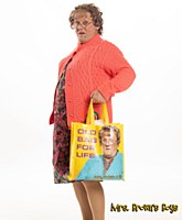 Old Bag For Life Tote Bag