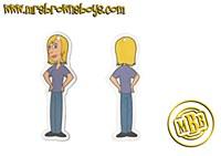 Betty Air Freshener