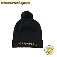 Mrs. Browns Boys Black Hat