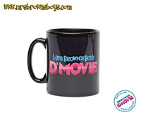 D'MOVIE Mug Black