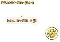 Logo Air Freshener