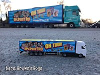 Mrs. Brown's Boys Tour Truck