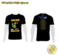 How Now Black T-Shirt S 2015