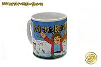 Mrs. Brown  Christmas Mug 2015