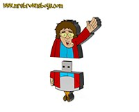 Mrs. Brown USB Flash Drive