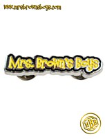 Mrs. Browns Boys TV Logo Pin