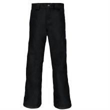 Boys Siege Pant Black S