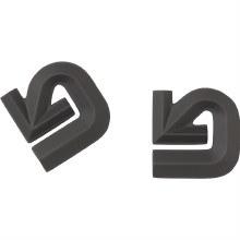 AL Logo Mat Black