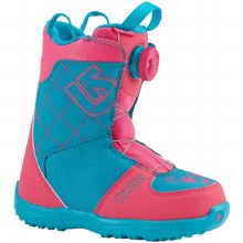 Grom Boa Pink/Teal 11C