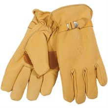 Leather Work Glove Natural S