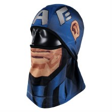 Marvel Balaclava Captain Ameri