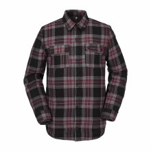 Sherpa Flannel Red L
