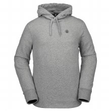 Cowl Fleece Heather Grey S
