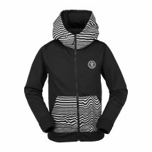 Grohman Fleece Black L