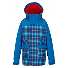 Maddie Jacket Flynn Plaid L
